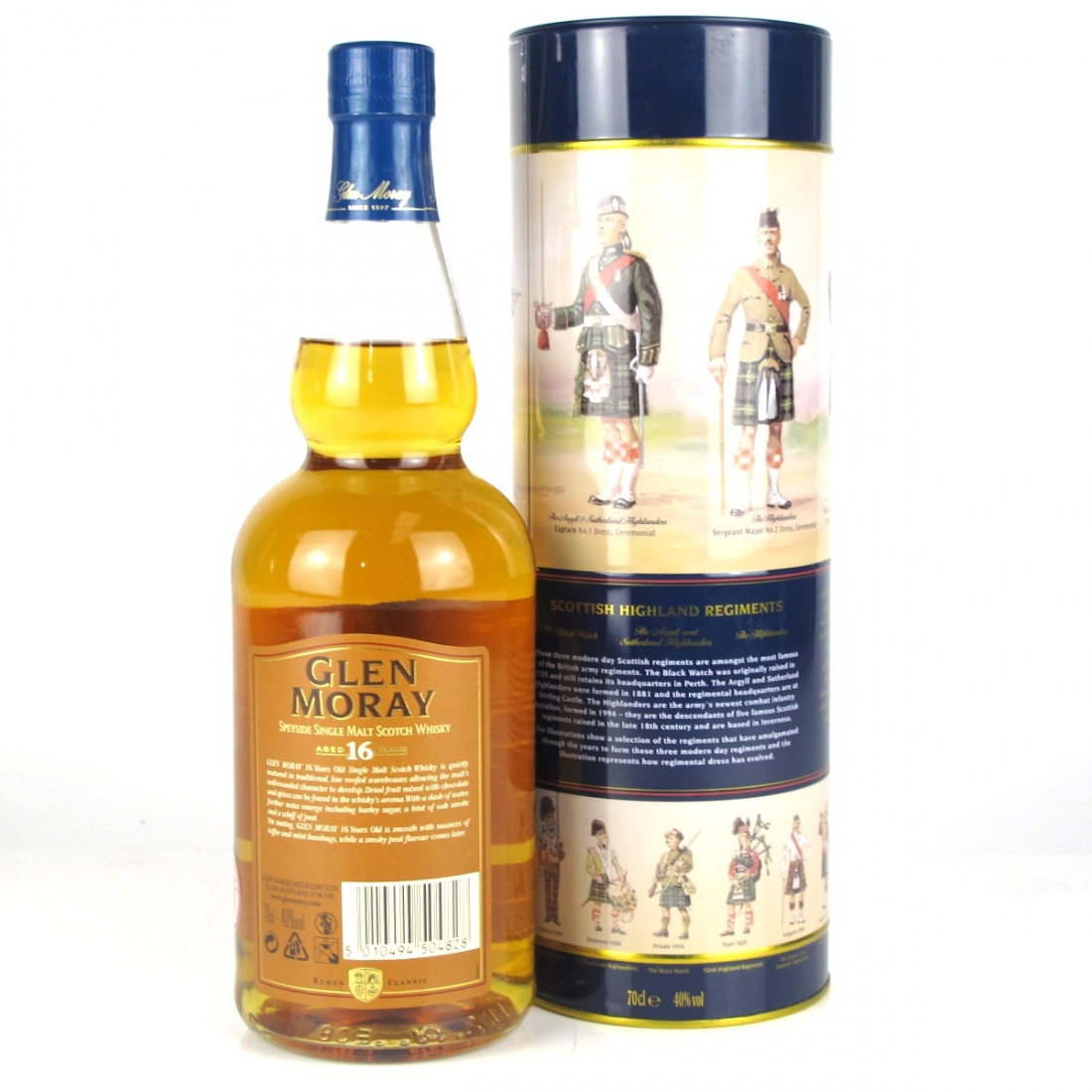 Glen Moray 16 Year Old