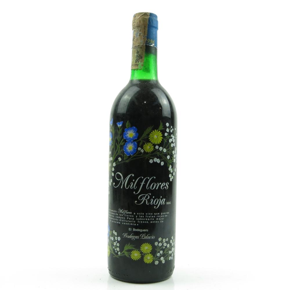 """Palacio """"Milflores"""" 1996 Rioja"""