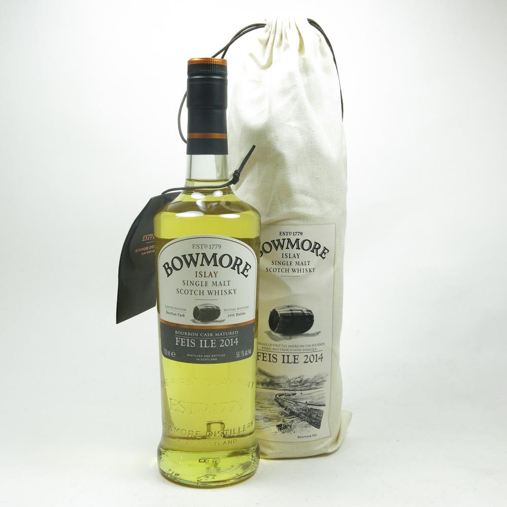 Bowmore Feis Ile 2014 Bourbon Cask