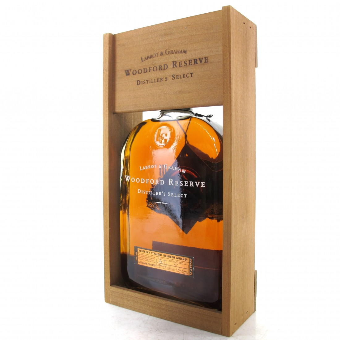 Woodford Reserve Distiller's Select Batch #4