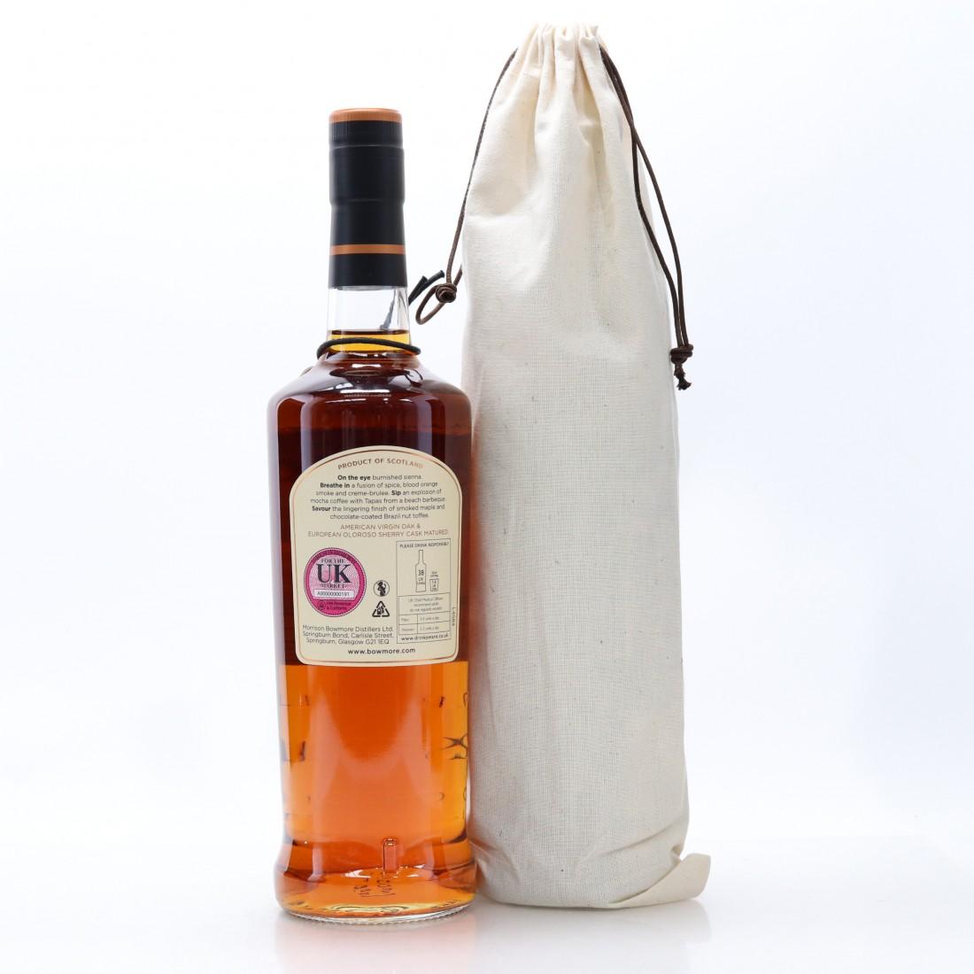 Bowmore American Virgin Oak and European Oloroso Sherry / Feis Ile 2016