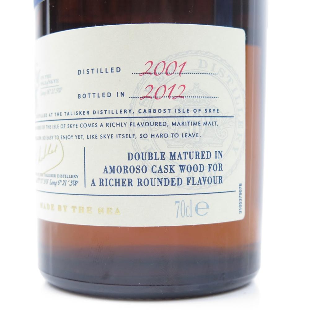 Talisker 2001 Distillers Edition