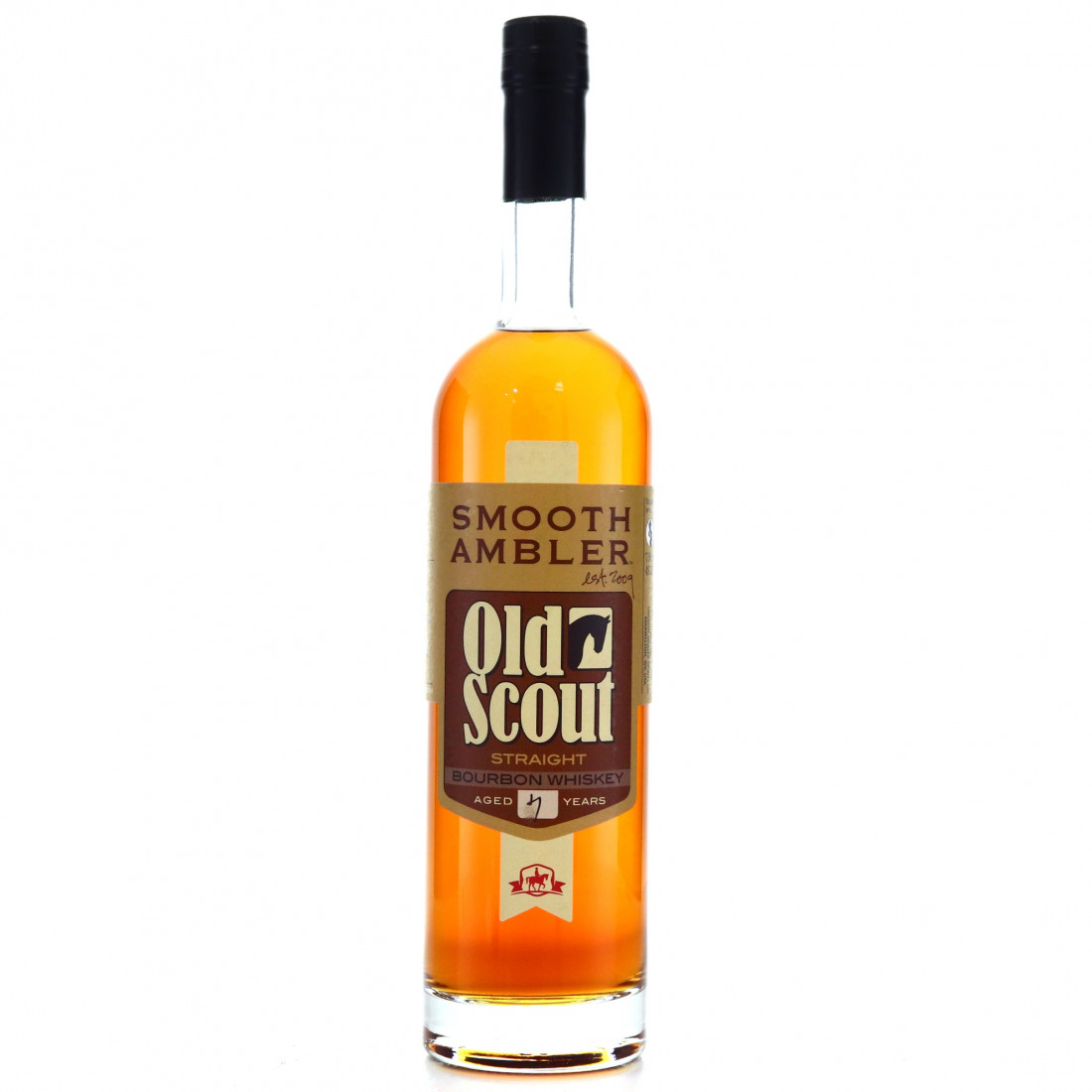 Smooth Ambler Old Scout 7 Year Old Straight Bourbon 2015