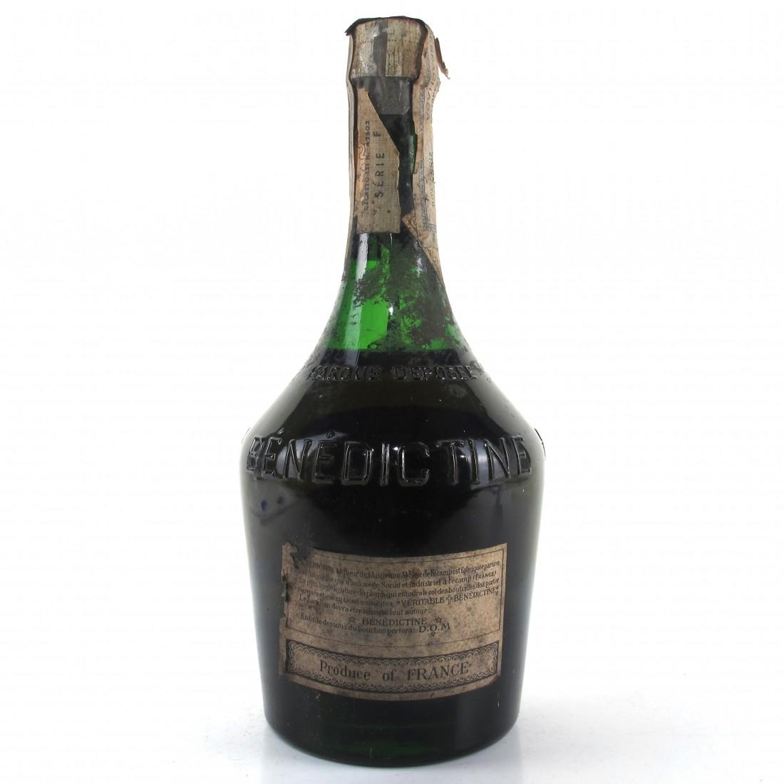Benedictine D.O.M Liqueur 1970s