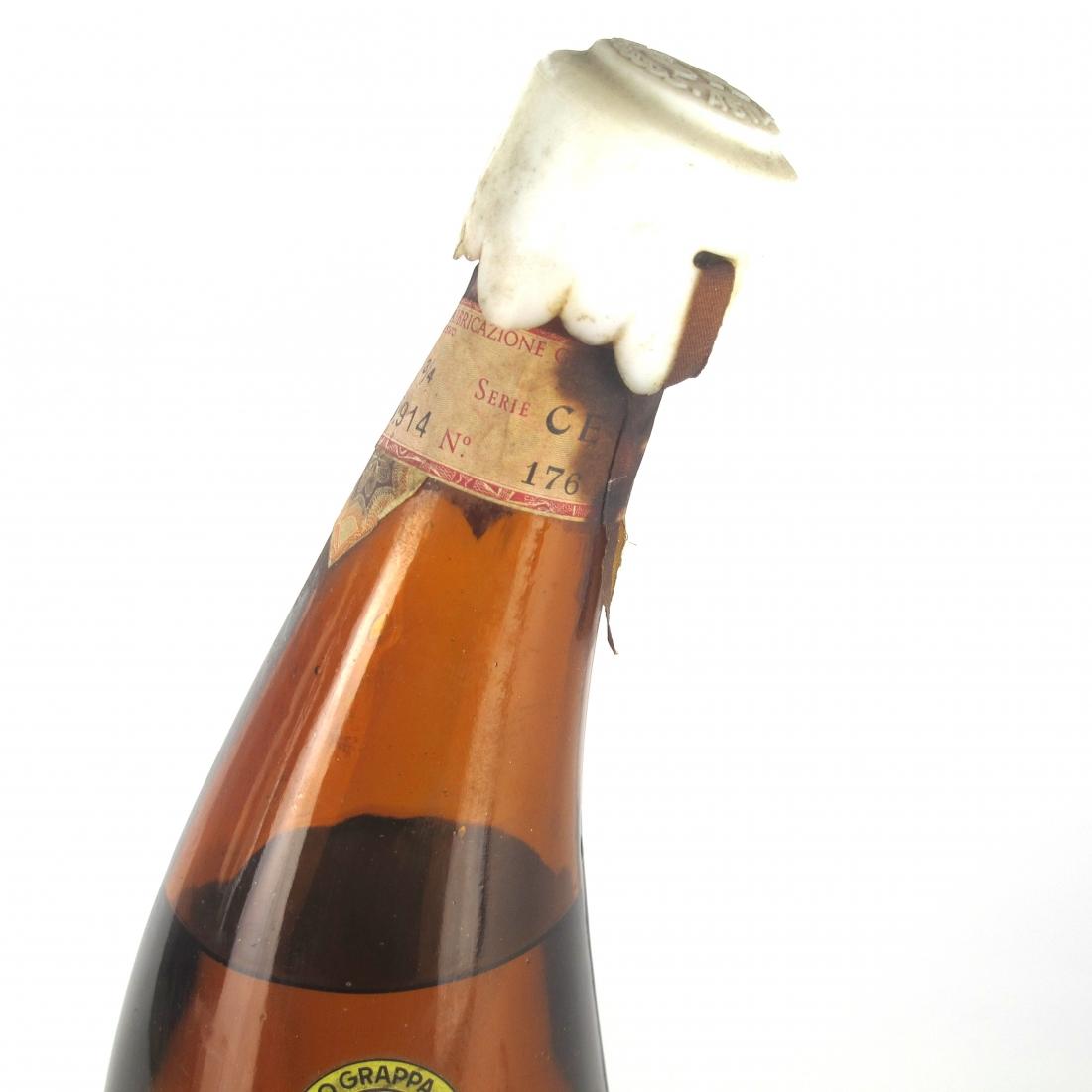 Grappa Cerva Bianco 1960s