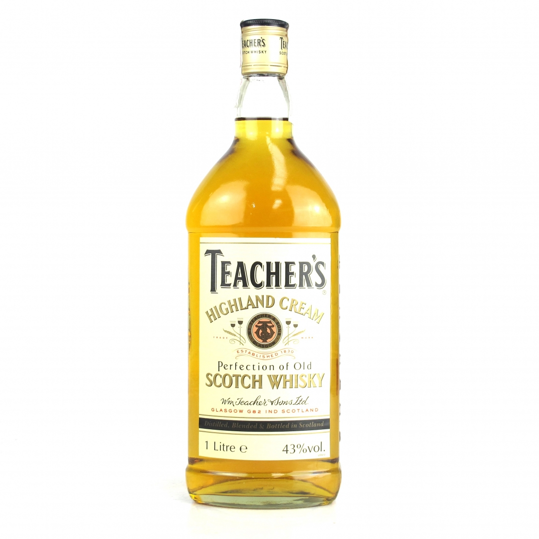 Teacher's Highland Cream 1 Litre