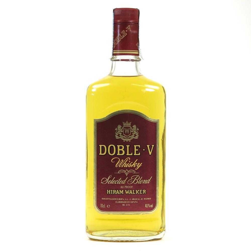 Doble V Blended Whisky 1990s