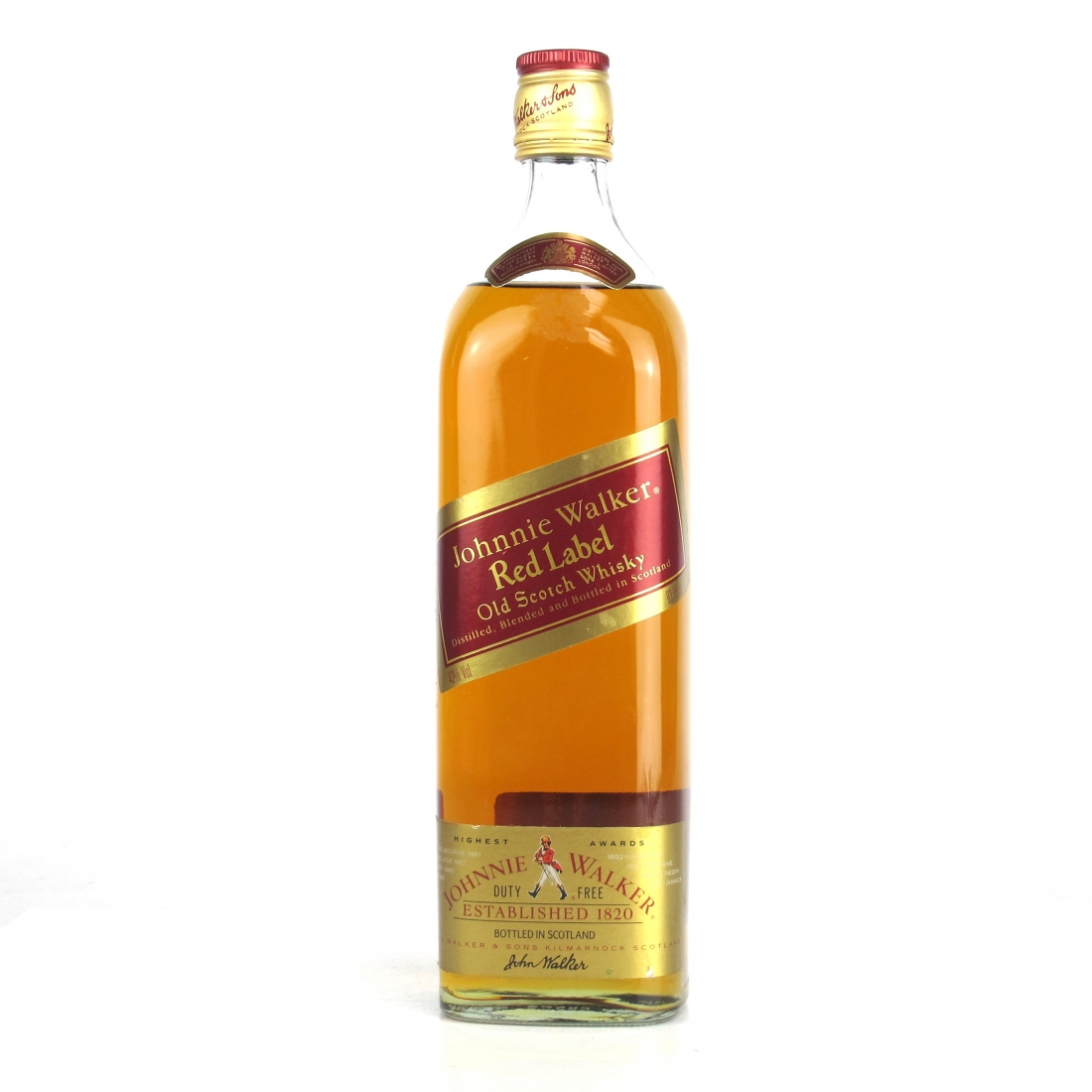 Johnnie Walker Red Label 93.75cl