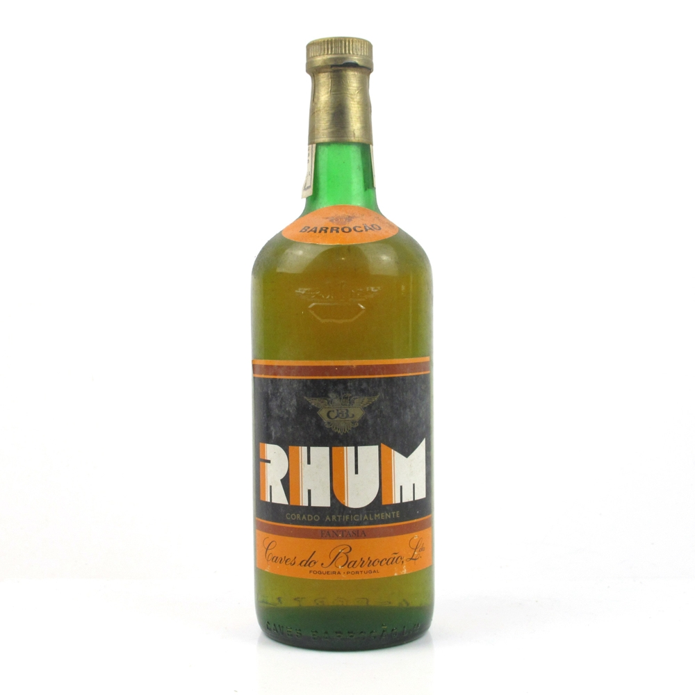 Caves do Barrocao Rhum 1 Litre