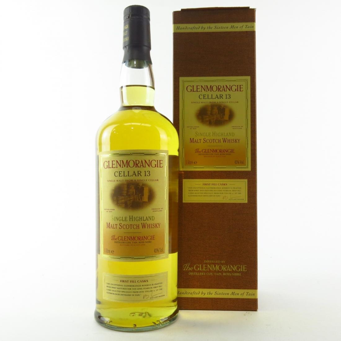 Glenmorangie Cellar 13 1 Litre