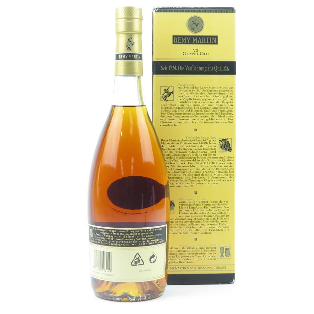 Remy Martin V.S Grand Cru Petite Champagne Cognac