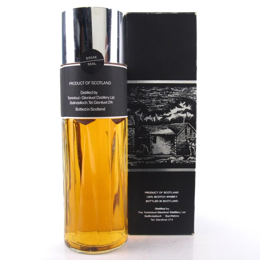 Tomintoul - Glenlivet Perfume Bottle 1970s