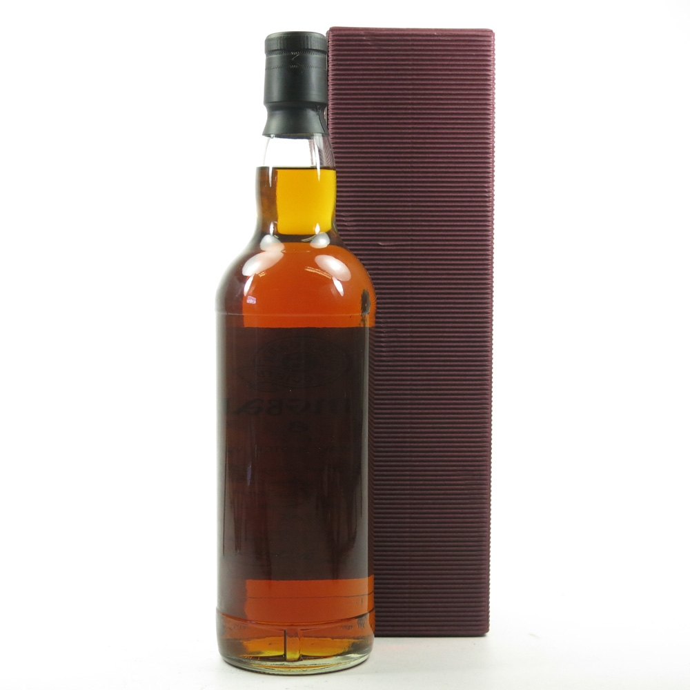 Springbank 1995 Sherry Hogshead 8 Year Old Back