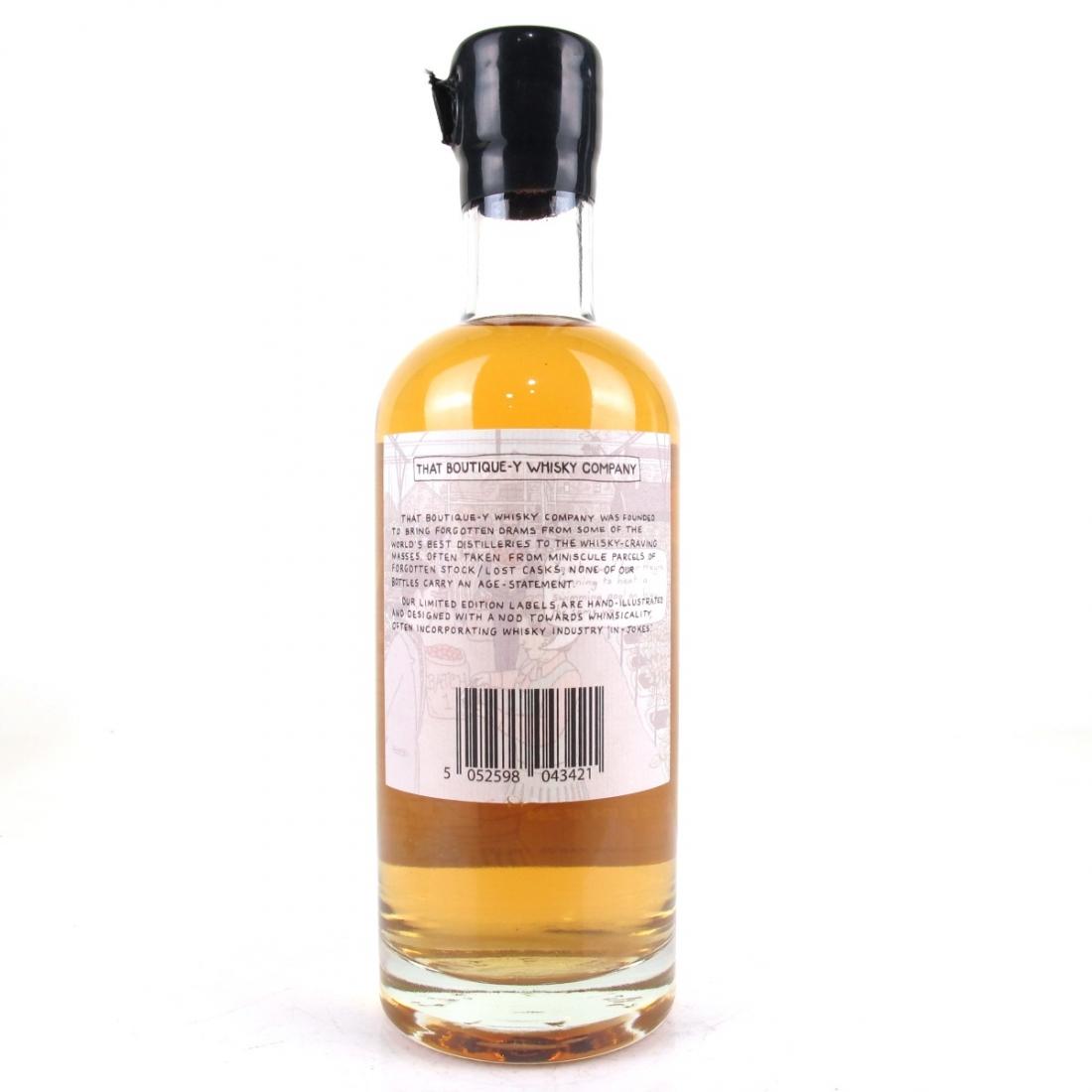 Glen Garioch That Boutique-y Whisky Company Batch #1