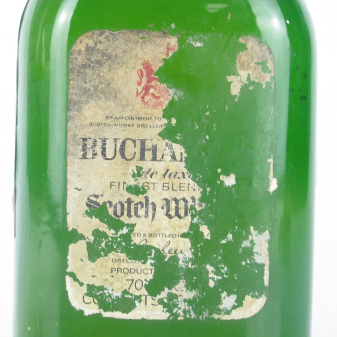 Buchanan's De Luxe 1960s