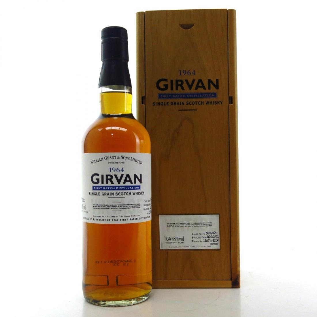 Girvan 1964 First Batch Distillation