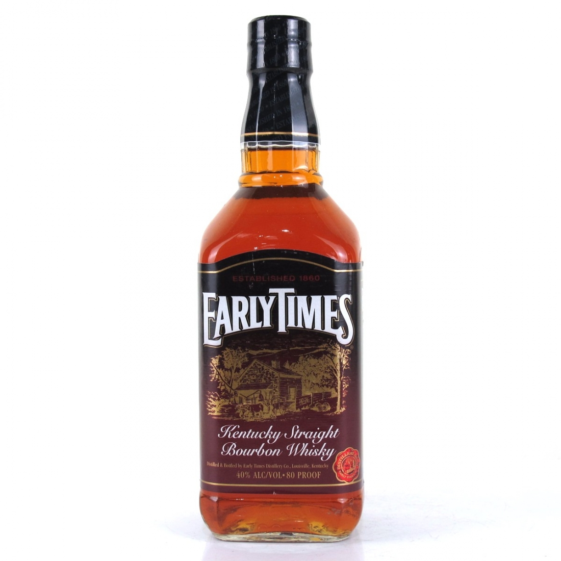 Early Times Kentucky Straight Bourbon