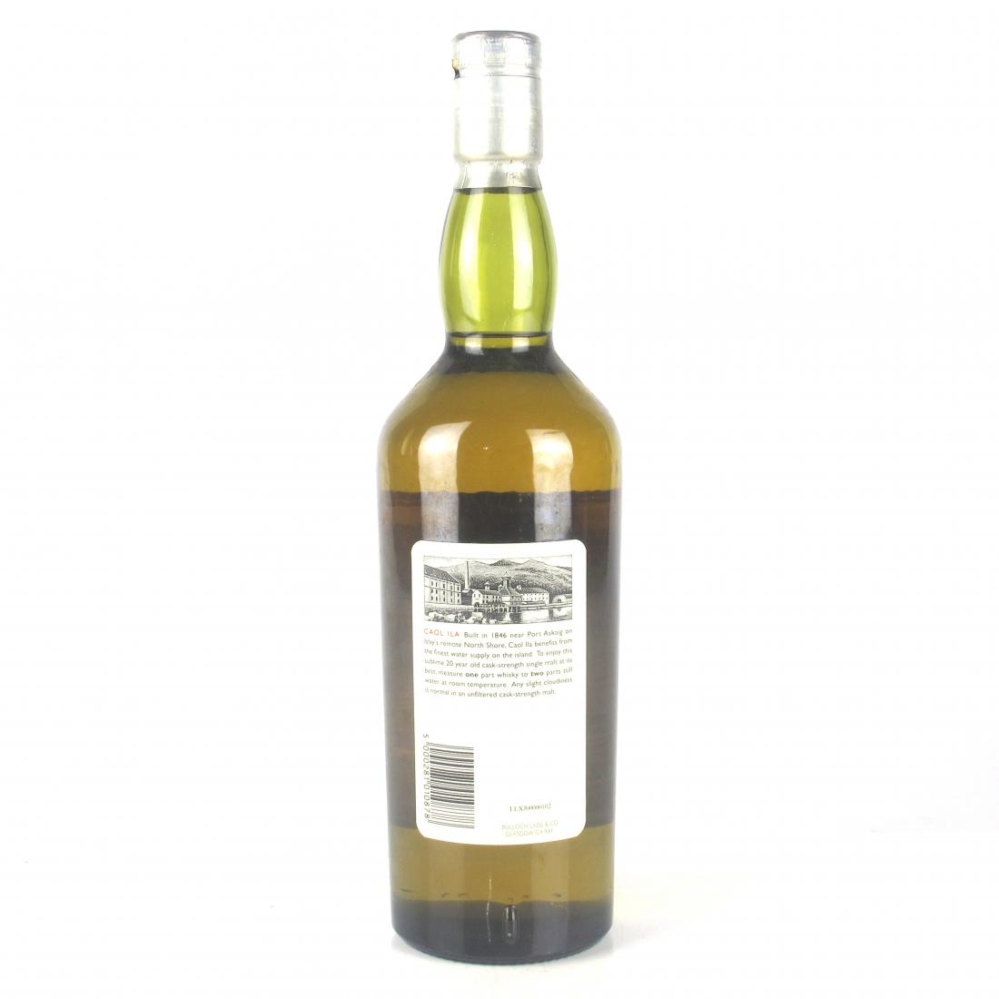 Caol Ila 1975 Rare Malt 20 Year Old 75cl / 61.18%