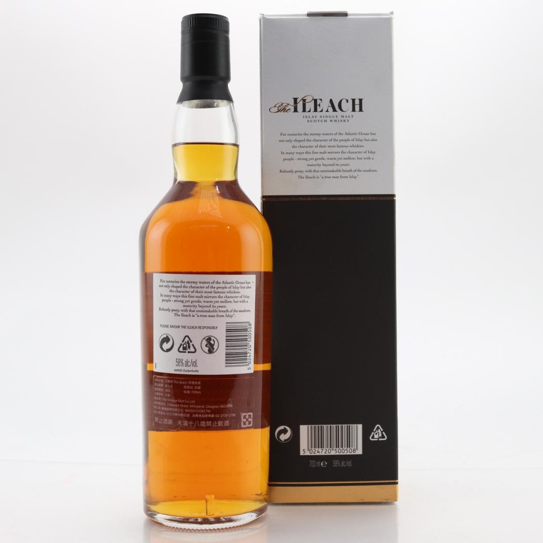 Ileach Cask Strength Islay Single Malt