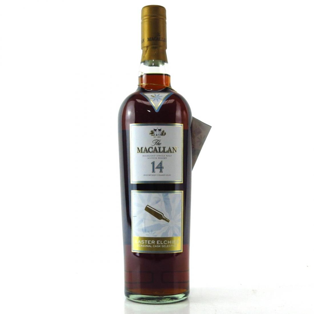 Macallan 1991 Easter Elchies Seasonal Selection 14 Year Old / Winter