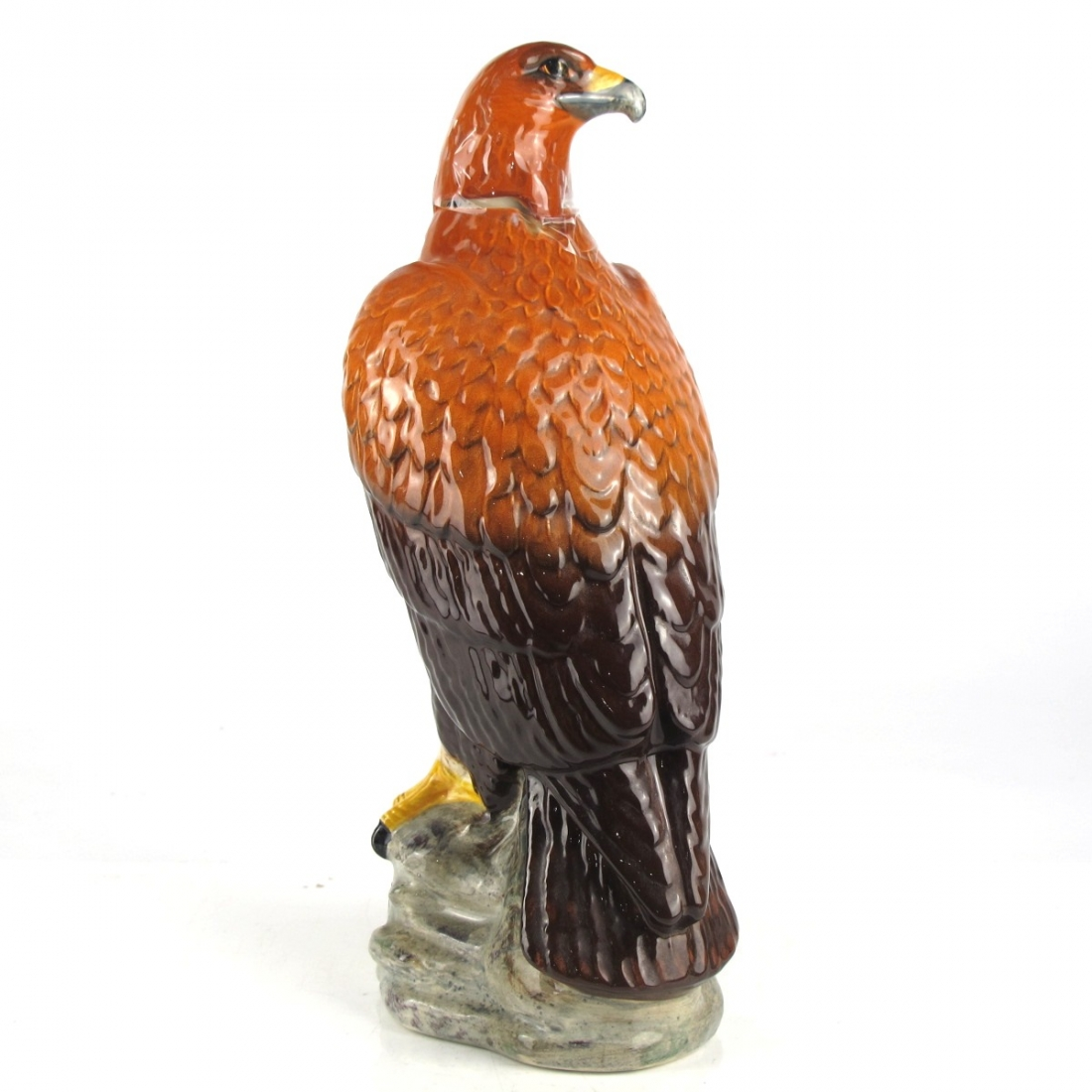 Beneagles Golden Eagle Decanter 1970s