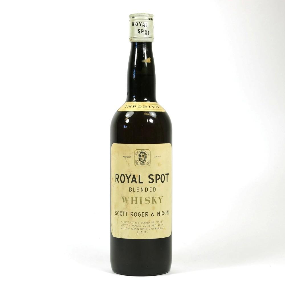 Royal Spot Blended Whisky 1960s