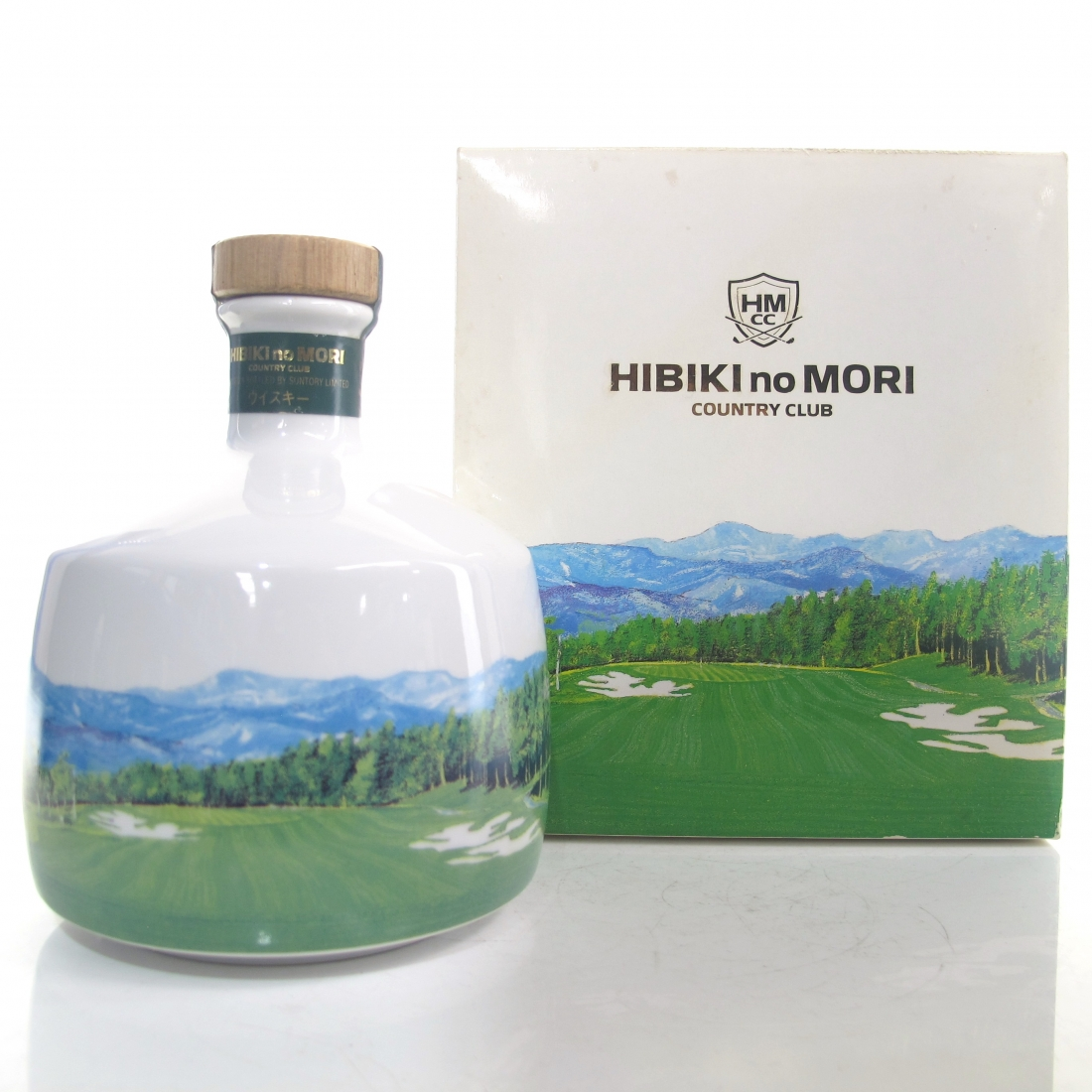 Hibiki no Mori Country Club Decanter