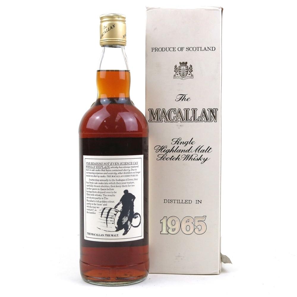 Macallan 1965