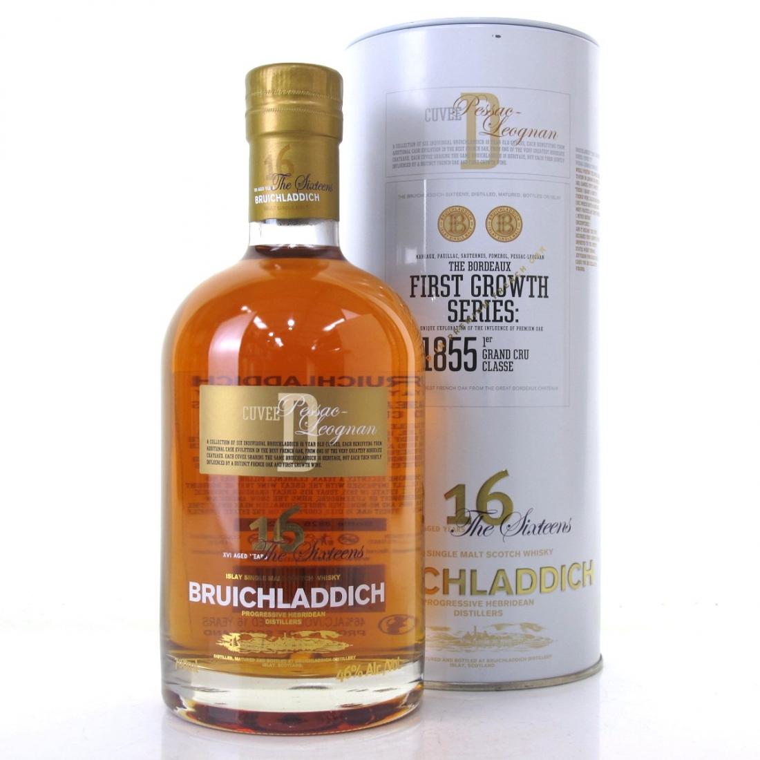 Bruichladdich 16 Year Old Cuvee D / Pessac-Leognan