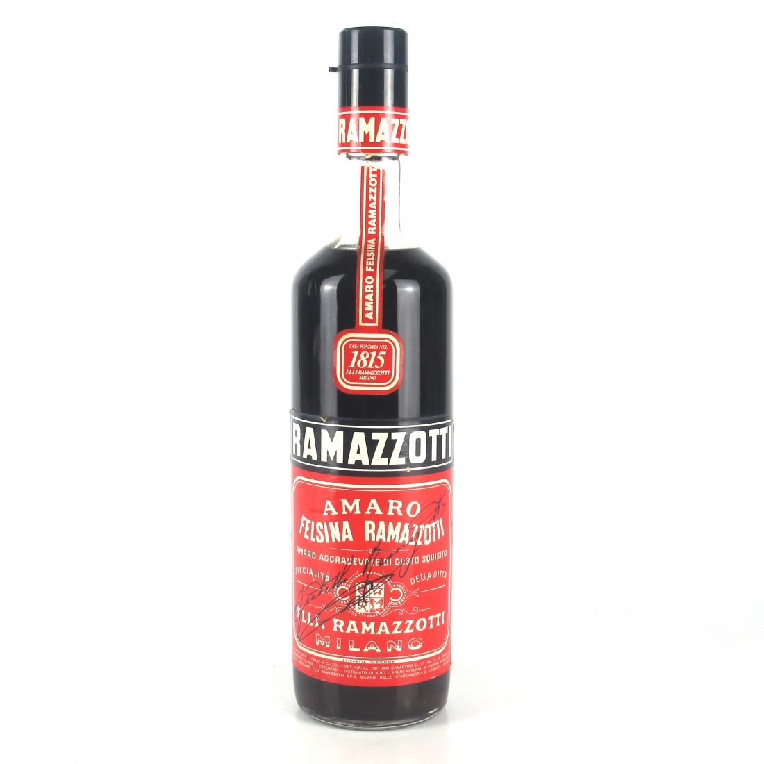 Ramazzotti Amaro 1 Litre 1960s