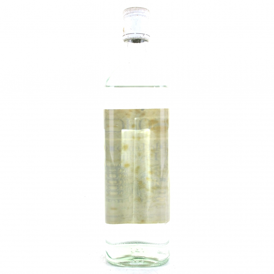 Soho Old London Dry Gin Circa 1960s