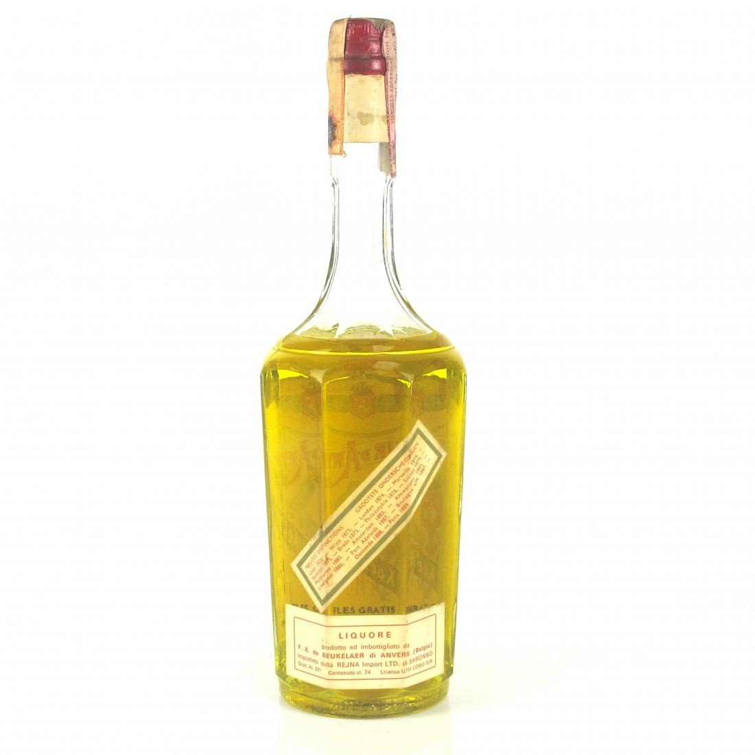 Elixir d'Anvers 1960s
