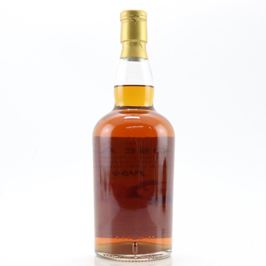Lowland Single Grain 1964 Whisky Doris 50 Year Old / Nose Art