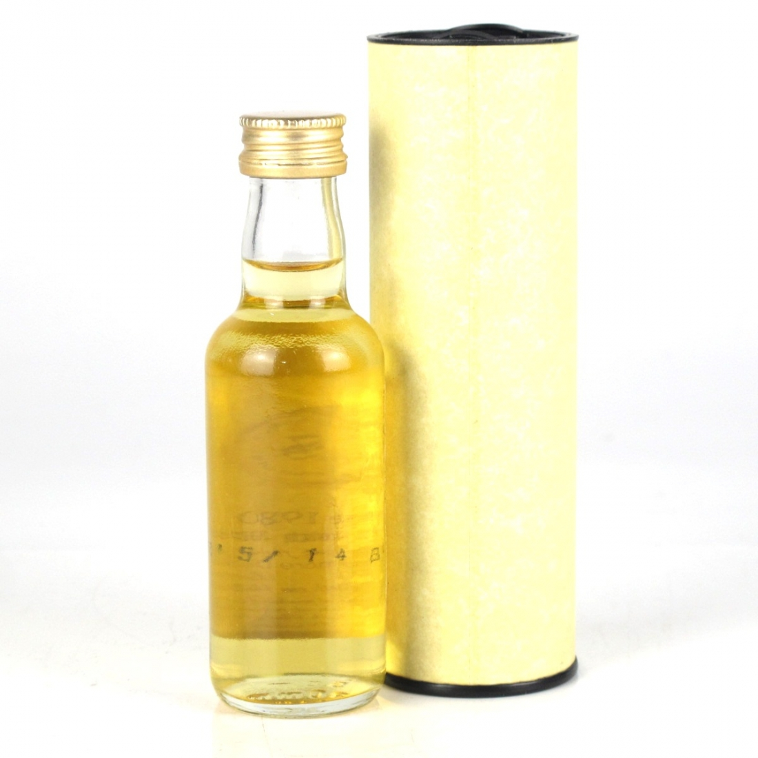 Aultmore 1980 Signatory Vintage 11 Year Old Miniature 5cl