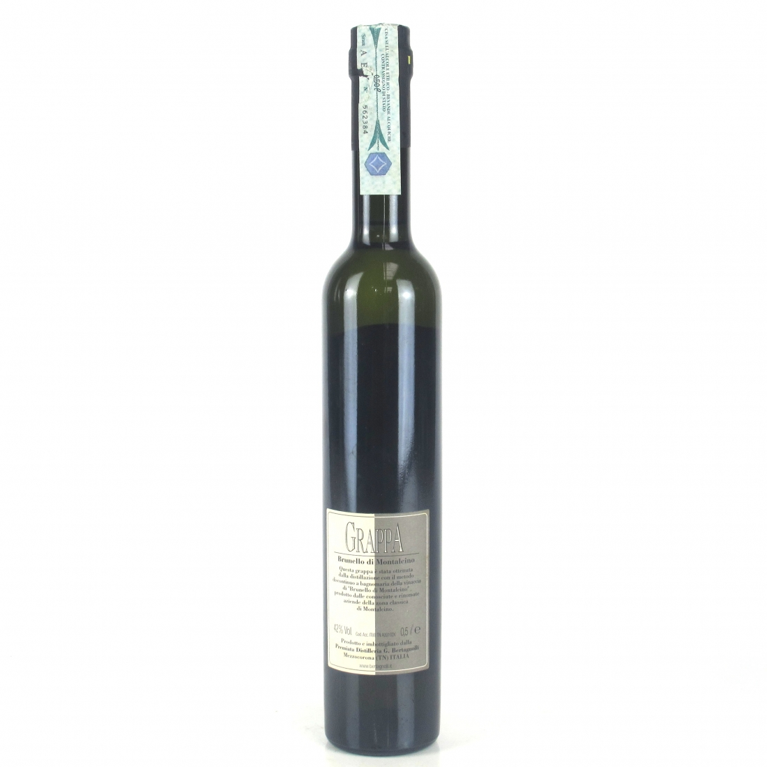 Brunello di Montalcino Grappa 50cl