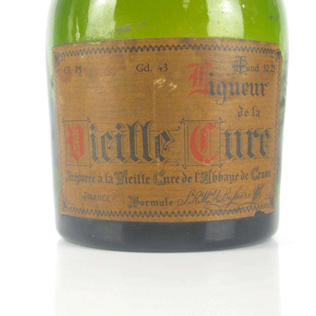 Liqueur de la Vielle Cure 1960s