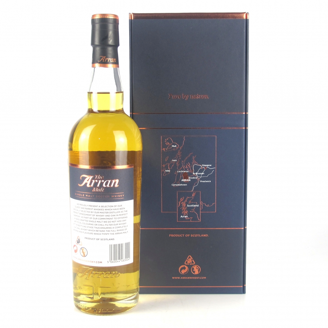 Arran 1996 Distillery Exclusive 19 Year Old