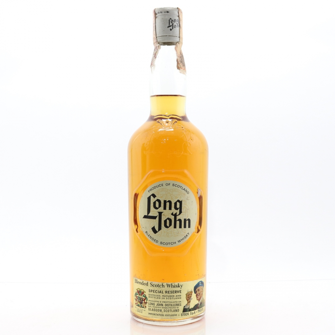 Long John Special Reserve 1970s