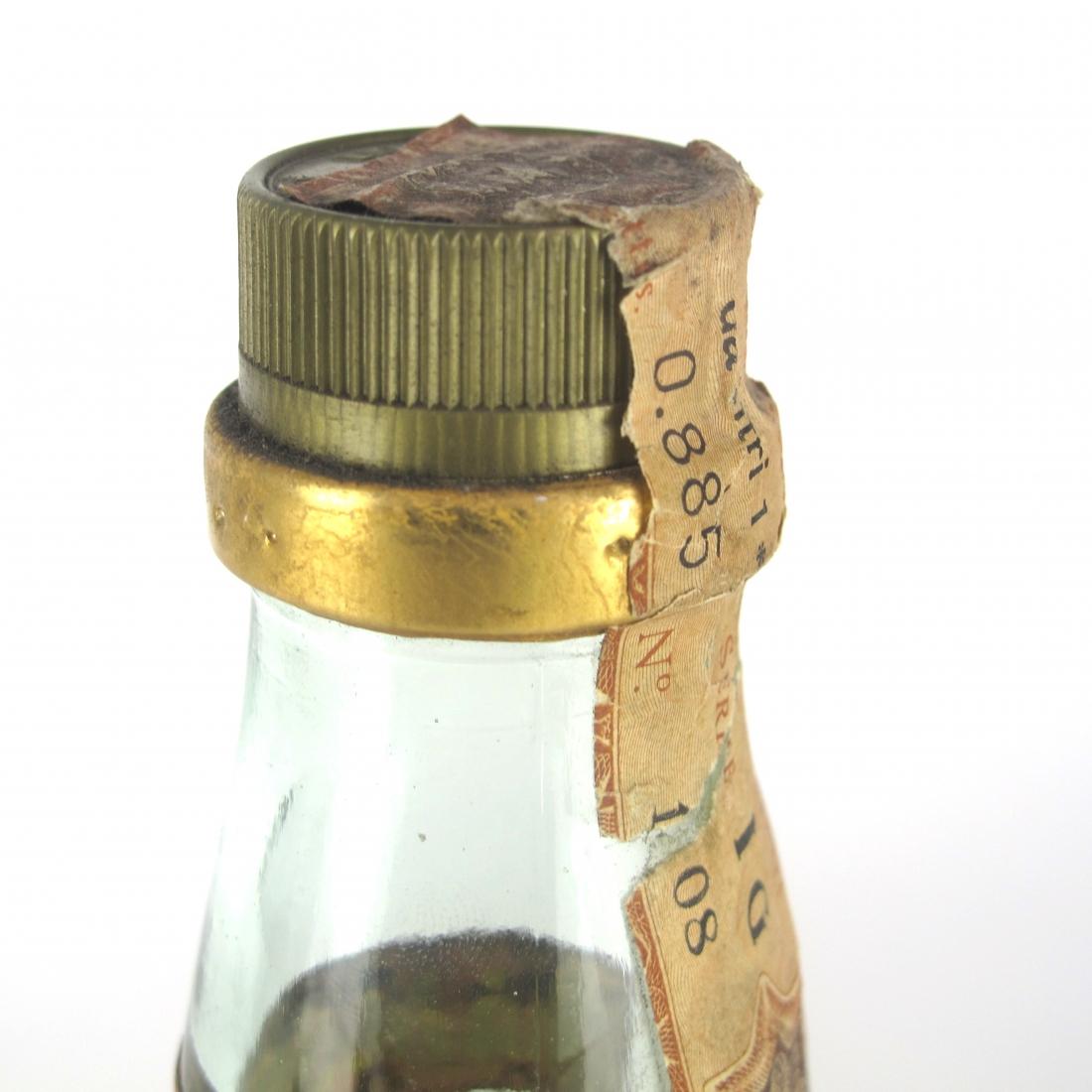 Sarti Biancosarti Amaro 1 Litre 1970s