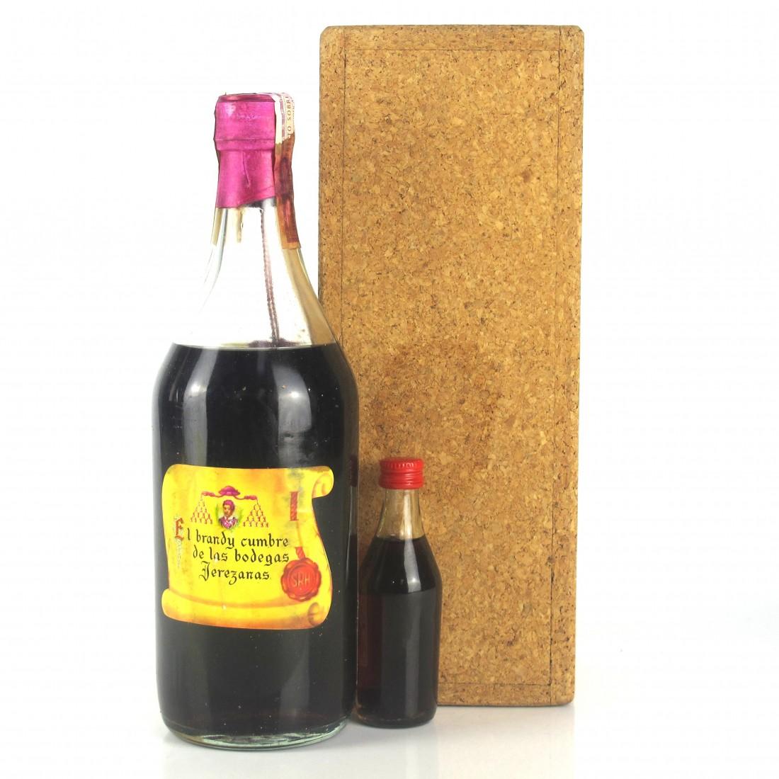 Romate Cardenal Mendoza Brandy Gran Reserva / includes Miniature 5cl