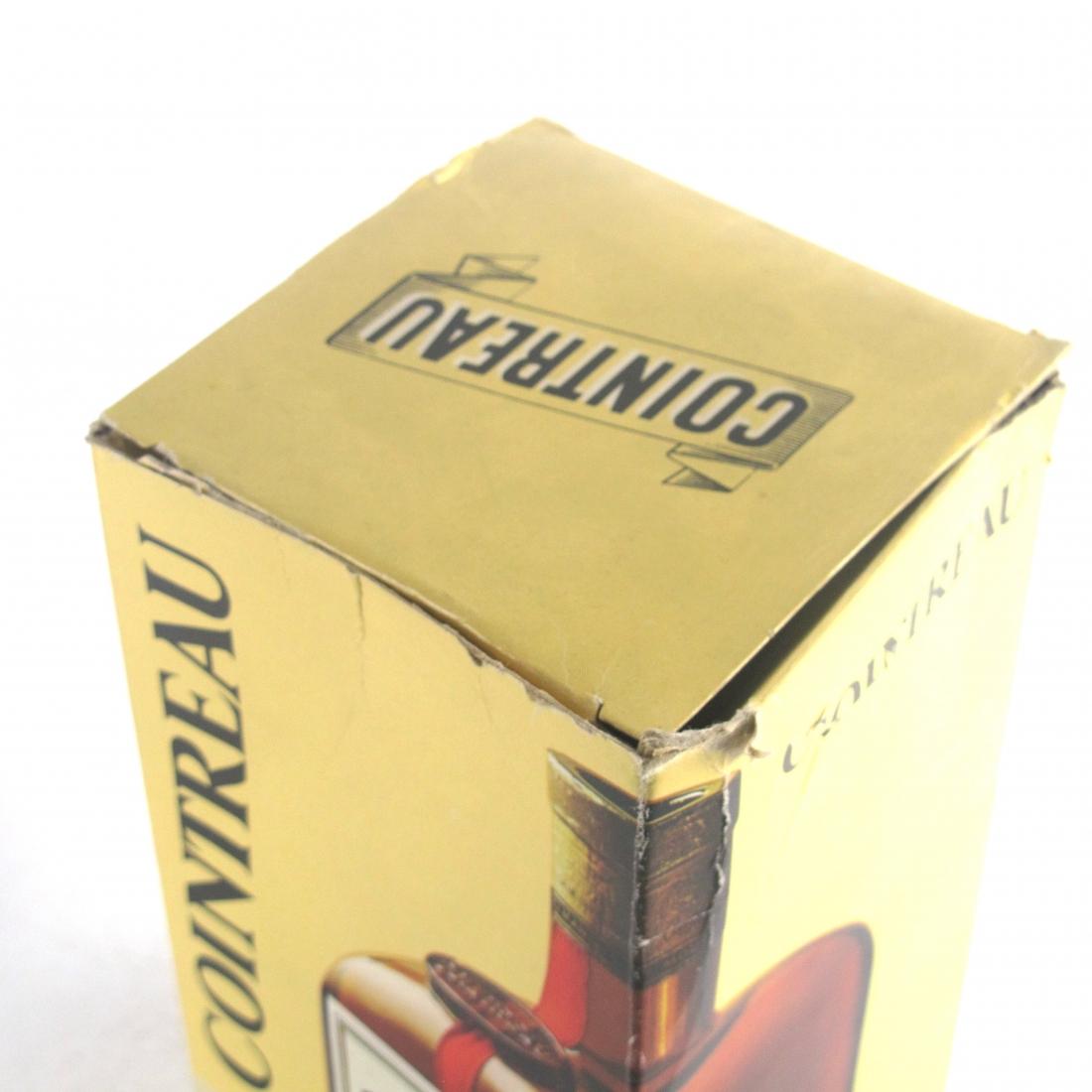 Cointreau Liqueur 1980s