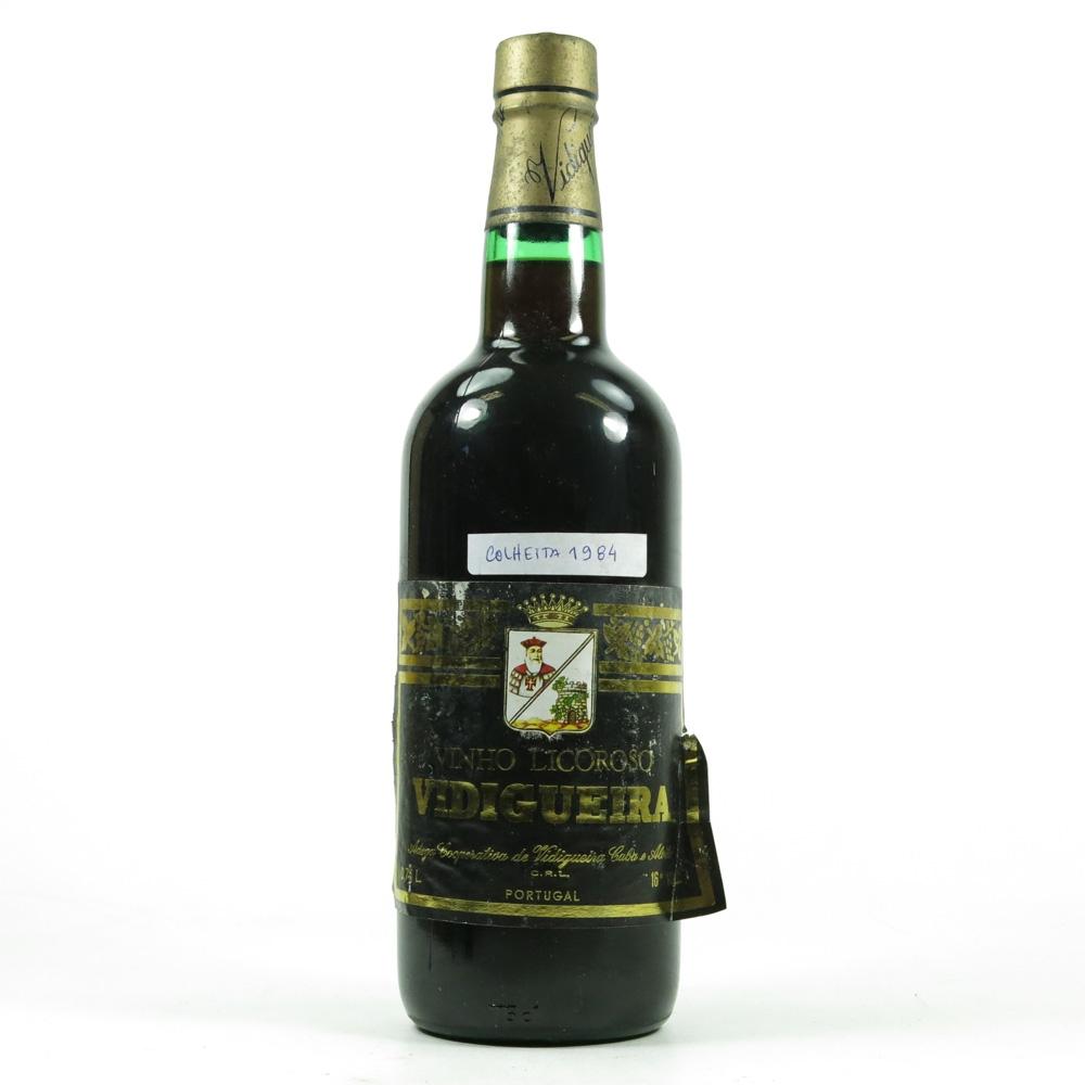 Vinho Licoroso Vidigueira 1984
