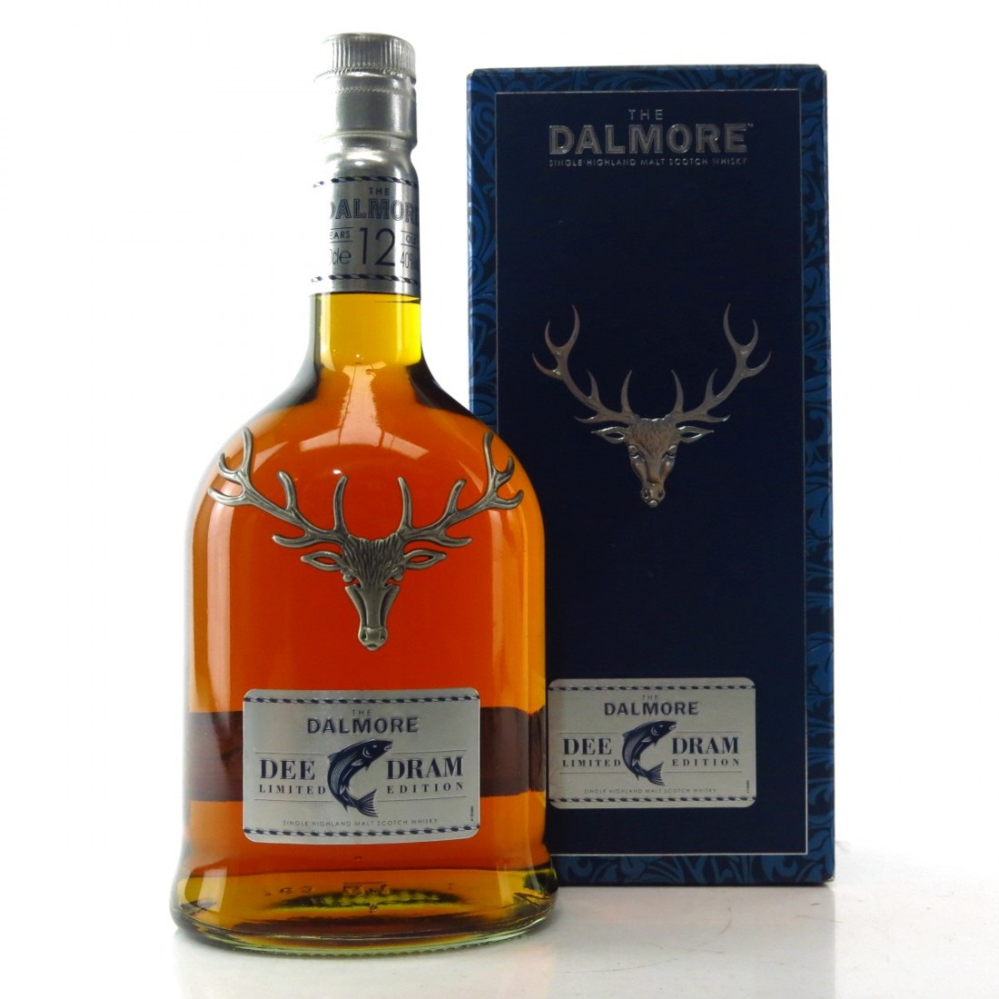 Dalmore 12 Year Old Dee Dram / First Edition