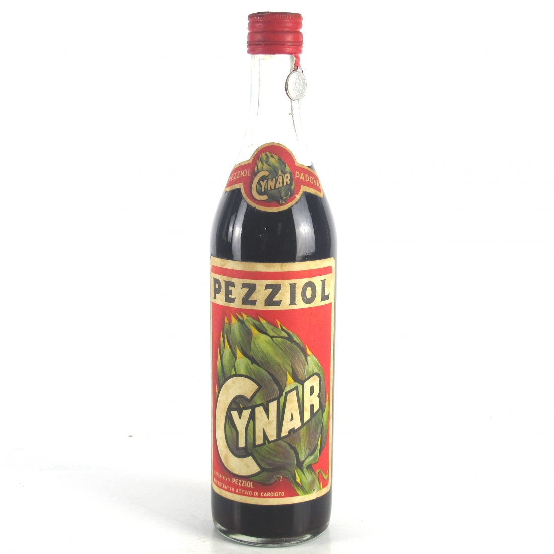 Cynar Artichoke Liqueur 1950s