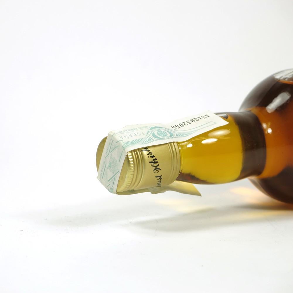 Old Samuel Bourbon Whiskey stamp