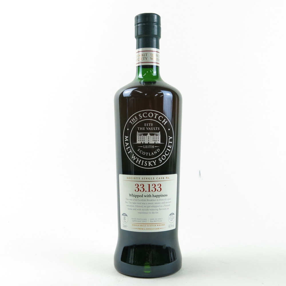 Ardbeg 2007 SMWS 8 Year Old 33.133