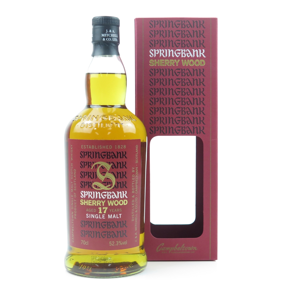 Springbank 1997 Sherry Wood 17 Year Old