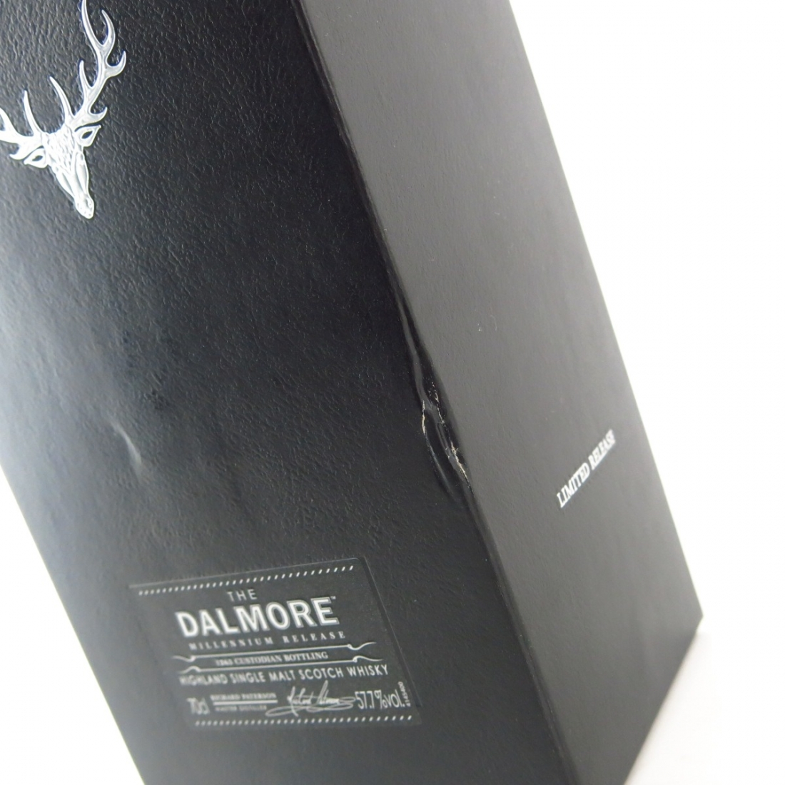 Dalmore Millennium Release 1263 Custodian Bottling 2012 / 1st Release