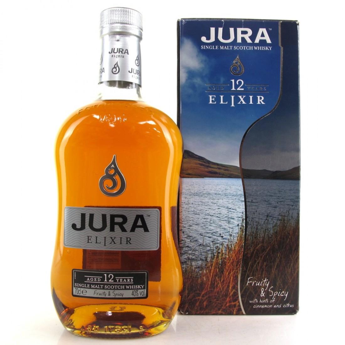 Jura 12 Year Old Elixir