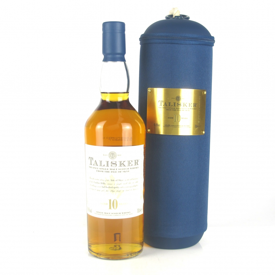 Talisker 10 Year Old RNLI Edition